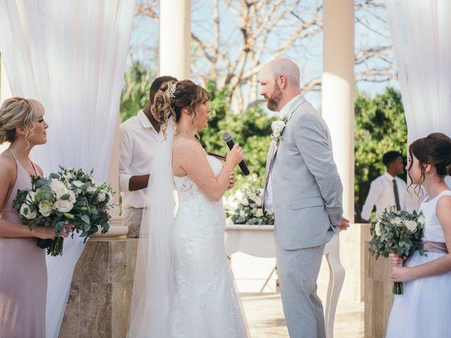 Jeff and Katie's Wedding in Bavaro, Dominican Republic 36