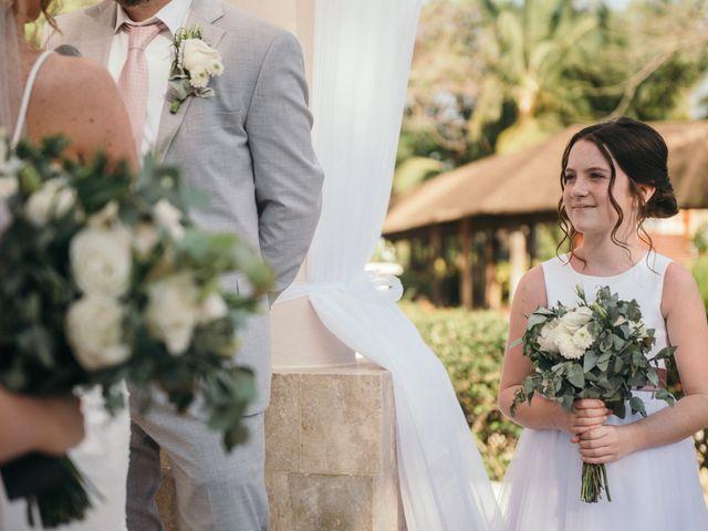 Jeff and Katie's Wedding in Bavaro, Dominican Republic 37