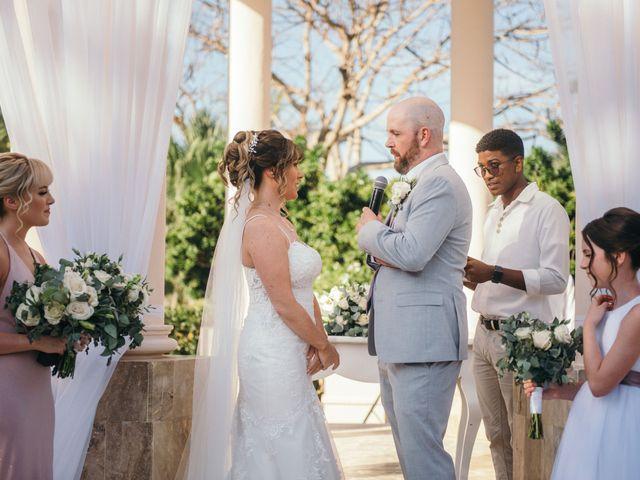 Jeff and Katie's Wedding in Bavaro, Dominican Republic 38