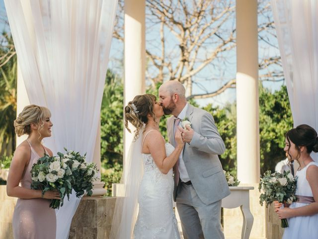 Jeff and Katie's Wedding in Bavaro, Dominican Republic 41