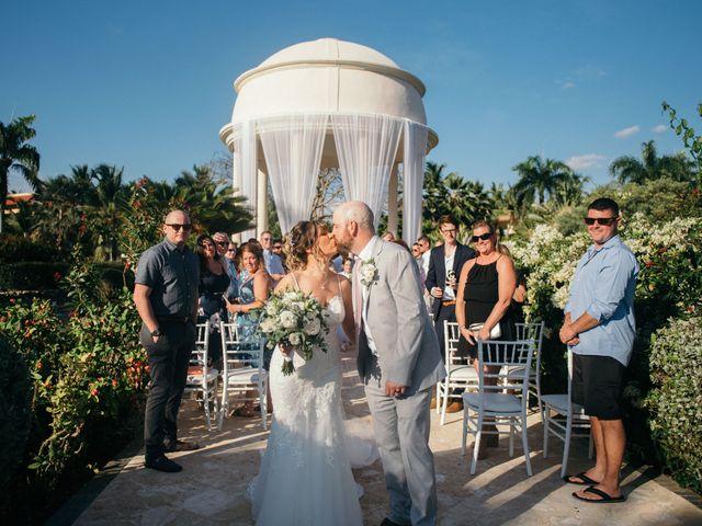 Jeff and Katie's Wedding in Bavaro, Dominican Republic 42