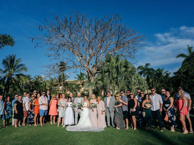 Jeff and Katie's Wedding in Bavaro, Dominican Republic 43