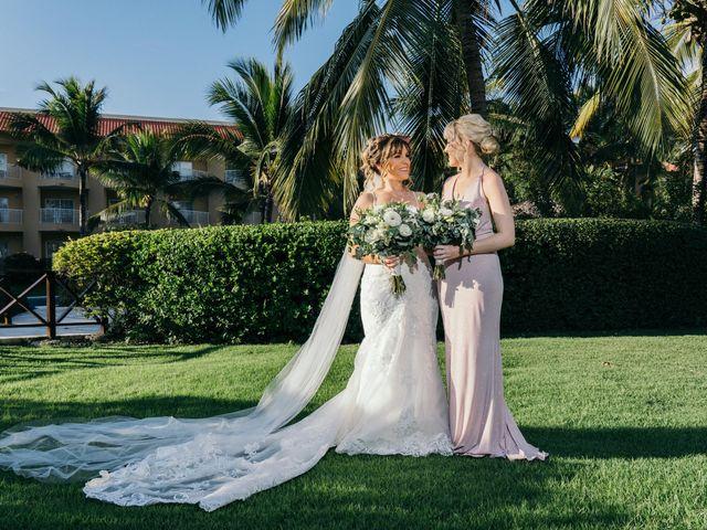 Jeff and Katie's Wedding in Bavaro, Dominican Republic 44