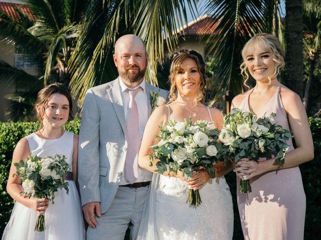 Jeff and Katie's Wedding in Bavaro, Dominican Republic 45
