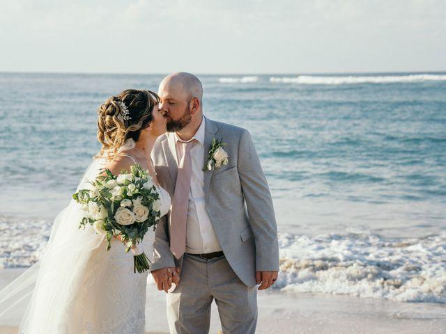 Jeff and Katie's Wedding in Bavaro, Dominican Republic 49