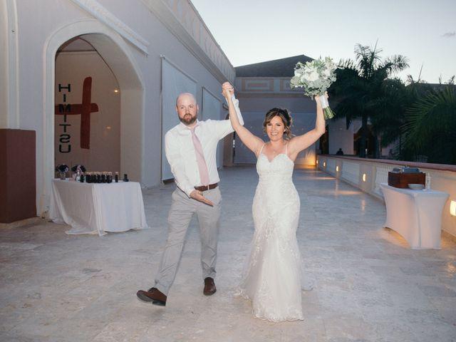 Jeff and Katie's Wedding in Bavaro, Dominican Republic 54