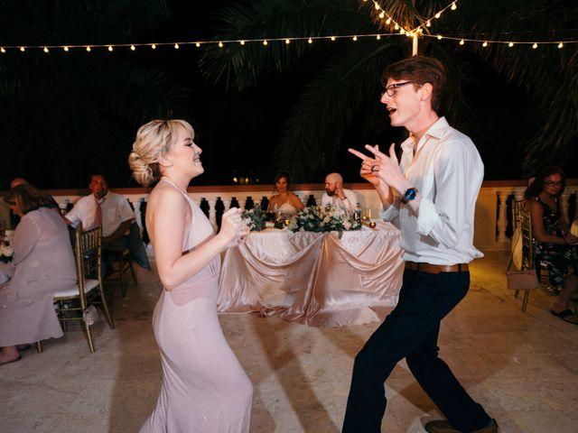 Jeff and Katie's Wedding in Bavaro, Dominican Republic 59