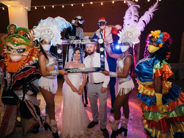 Jeff and Katie's Wedding in Bavaro, Dominican Republic 63