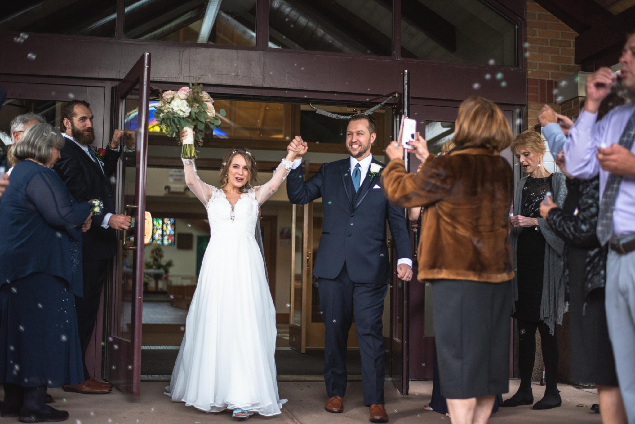 Andrew and Mariah's Wedding in Buffalo, New York