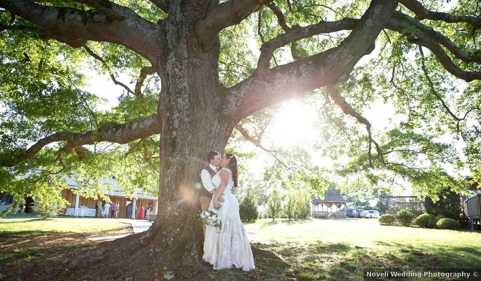Stephen and Anne's Wedding in Gray Court, South Carolina