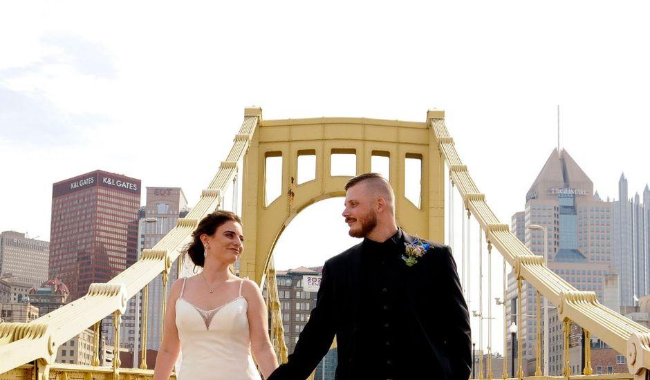 Josh and Rebecca's Wedding in Pittsburgh, Pennsylvania