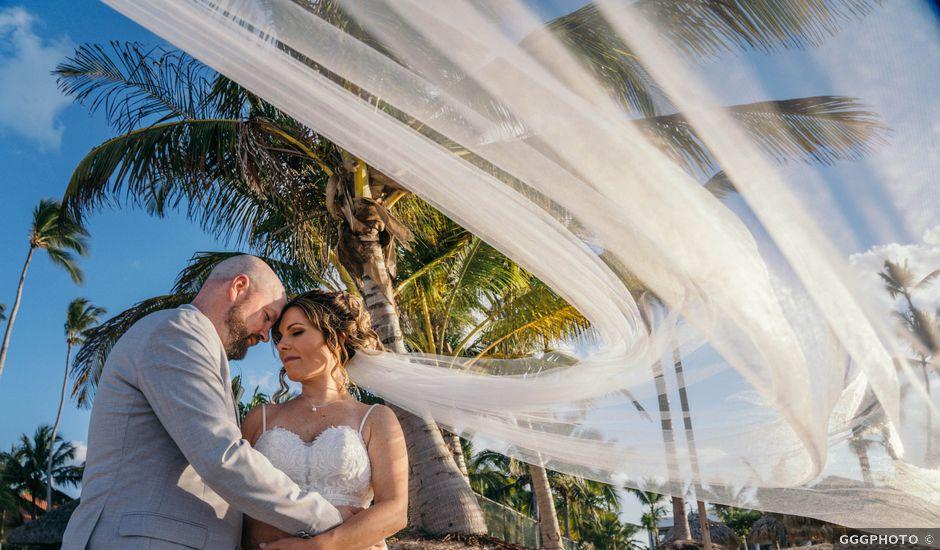 Jeff and Katie's Wedding in Bavaro, Dominican Republic
