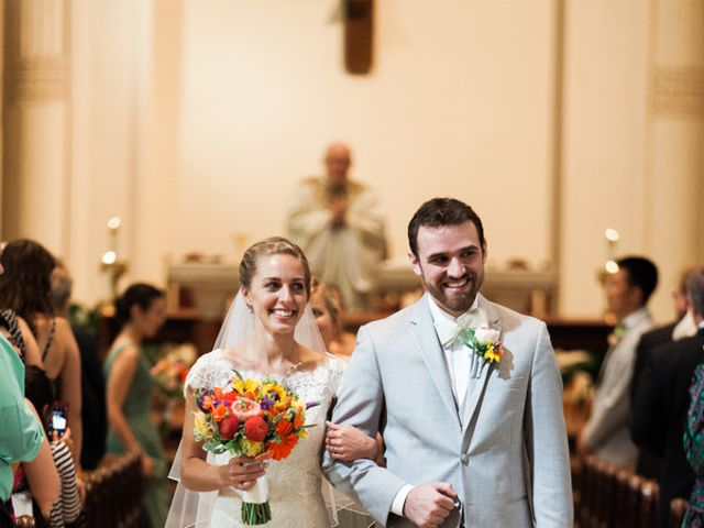 Katherine and Drew's Wedding in West Brookfield, Massachusetts 11