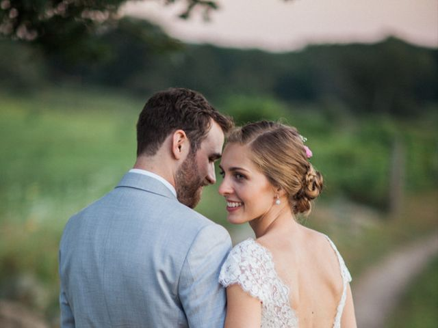 Katherine and Drew's Wedding in West Brookfield, Massachusetts 12
