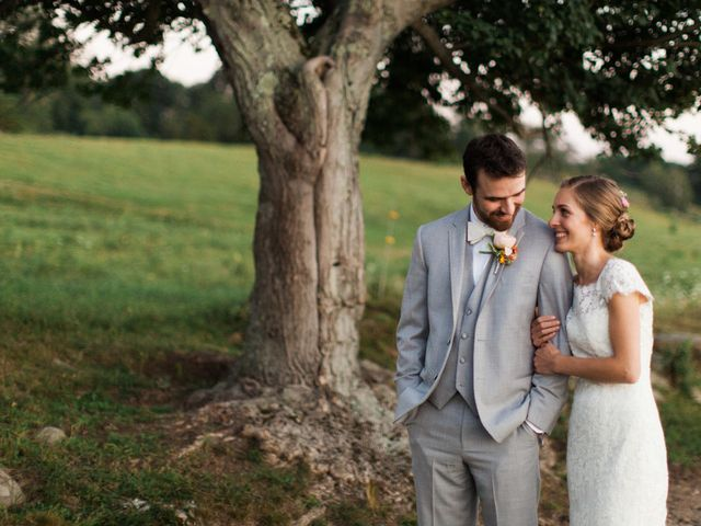 Katherine and Drew's Wedding in West Brookfield, Massachusetts 13