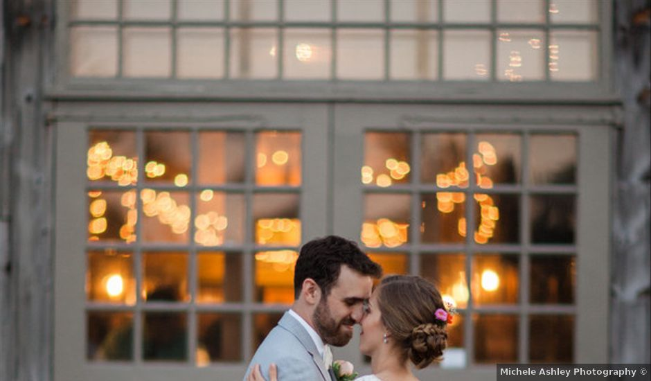 Katherine and Drew's Wedding in West Brookfield, Massachusetts