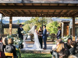 The wedding of Lauren Moscone and Anthony Westfall