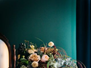 The wedding of Elizabeth and Tom 1