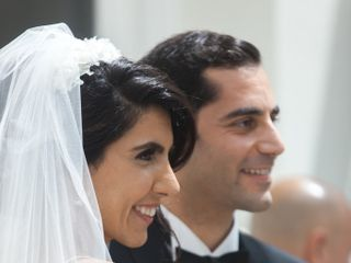 The wedding of Elibra and Nahir 2