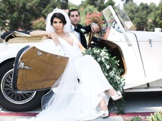 The wedding of Elibra and Nahir