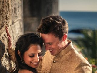 The wedding of Saloni and Brian 3