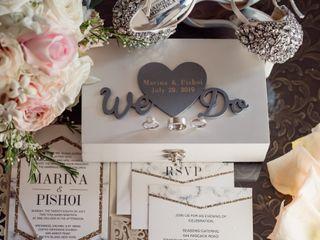 The wedding of Marina and Pishoi 3