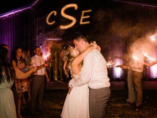 The wedding of Erik and Caroline 1