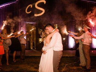 The wedding of Erik and Caroline 2