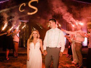 The wedding of Erik and Caroline 3