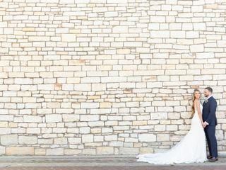 The wedding of Kayla and Jake