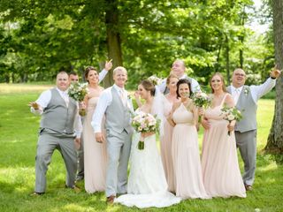 The wedding of Sarah  and Tyler 2