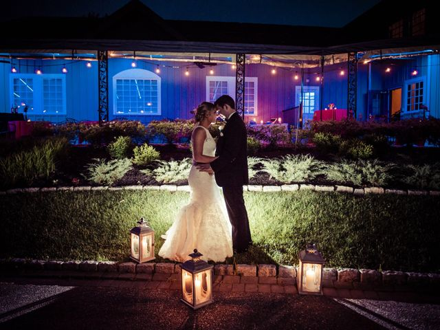 A.J. and Jayme's Wedding in Downingtown, Pennsylvania 2