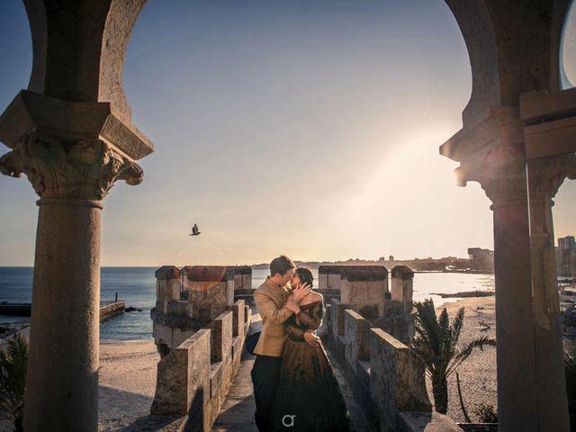 Brian and Saloni's Wedding in Estoril, Portugal 8
