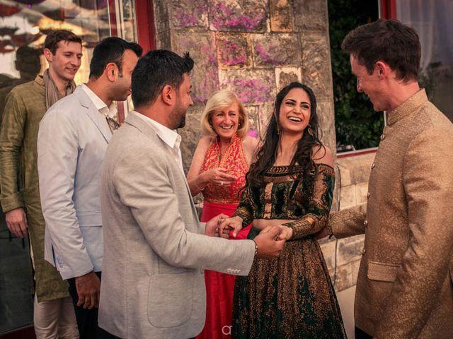 Brian and Saloni's Wedding in Estoril, Portugal 17