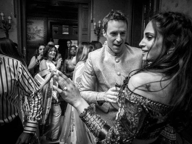 Brian and Saloni's Wedding in Estoril, Portugal 39