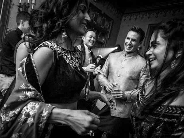 Brian and Saloni's Wedding in Estoril, Portugal 40