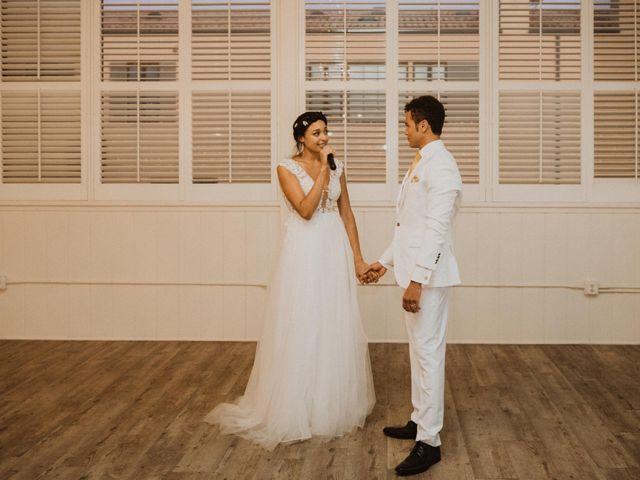 Andrew and Megan's Wedding in Malibu, California 6