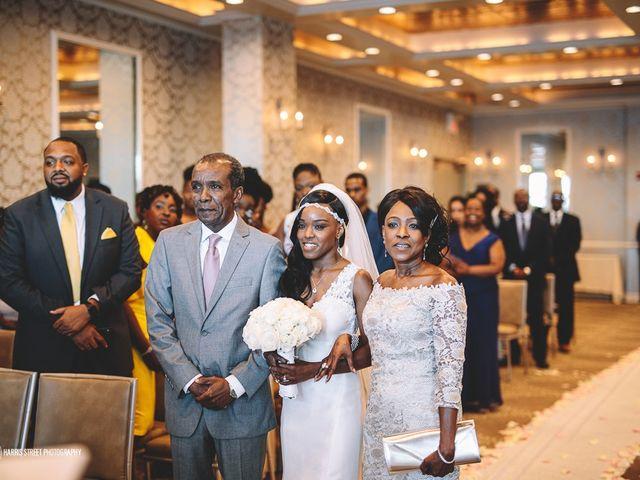 Tanisha and Holden's Wedding in Boston, Massachusetts 40