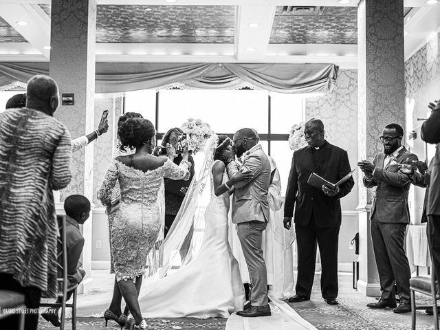 Tanisha and Holden's Wedding in Boston, Massachusetts 42