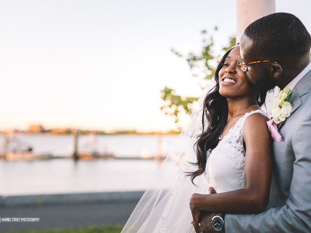 Tanisha and Holden's Wedding in Boston, Massachusetts 46