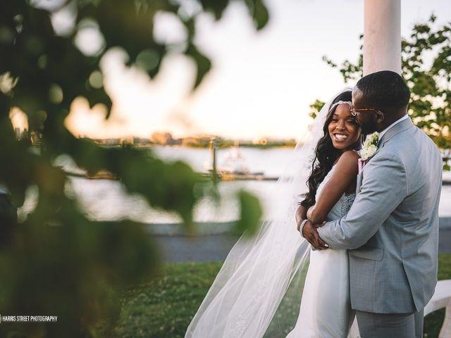Tanisha and Holden's Wedding in Boston, Massachusetts 47