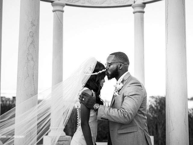 Tanisha and Holden's Wedding in Boston, Massachusetts 55