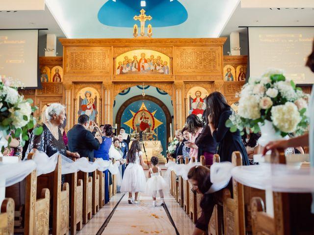 Pishoi and Marina's Wedding in Township of Washington, New Jersey 35
