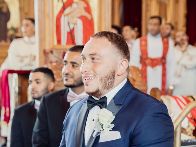Pishoi and Marina's Wedding in Township of Washington, New Jersey 36