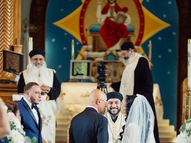 Pishoi and Marina's Wedding in Township of Washington, New Jersey 39