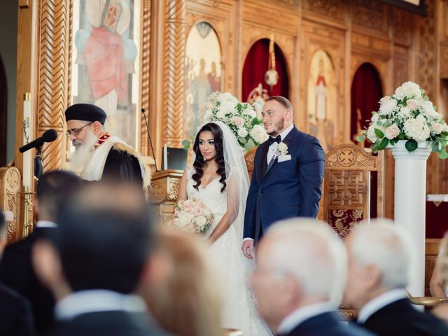 Pishoi and Marina's Wedding in Township of Washington, New Jersey 42