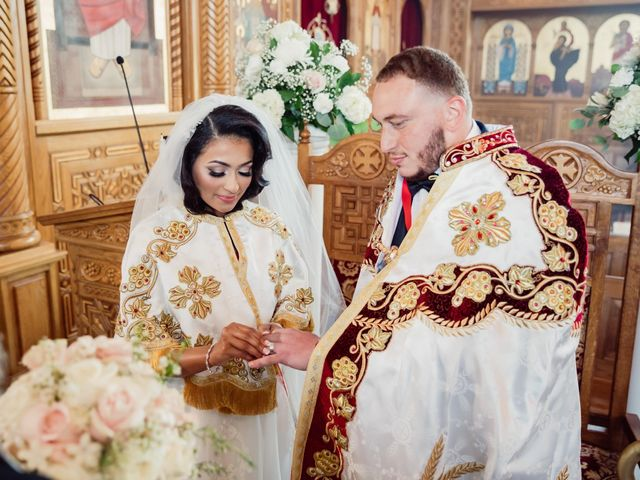 Pishoi and Marina's Wedding in Township of Washington, New Jersey 43