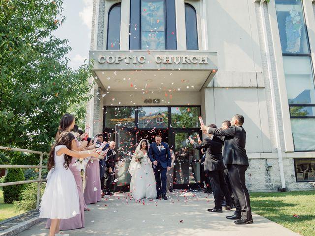Pishoi and Marina's Wedding in Township of Washington, New Jersey 51