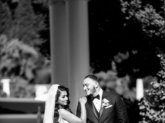 Pishoi and Marina's Wedding in Township of Washington, New Jersey 52