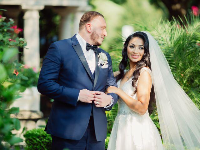Pishoi and Marina's Wedding in Township of Washington, New Jersey 53